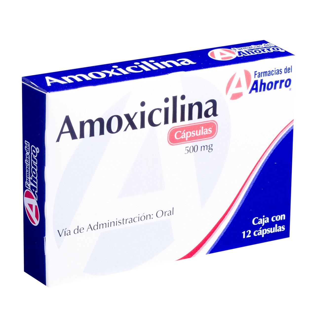 amoxicilina 500 mg para infeccion urinaria