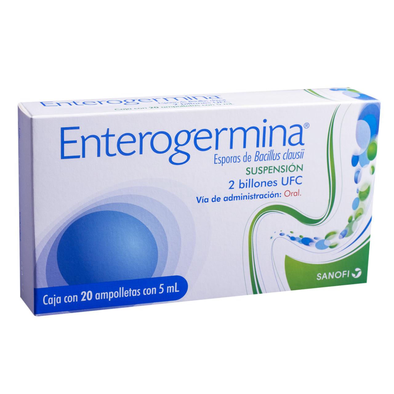 Enterogermina Para Qué Sirve Dosis Fórmula Y Genérico