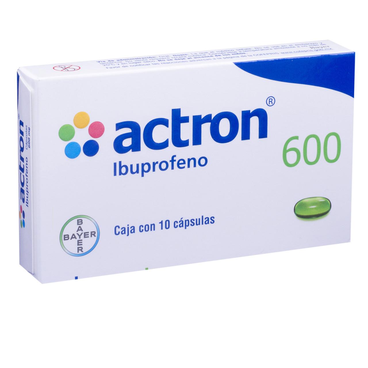 ibuprofeno 800 mg para que sirve