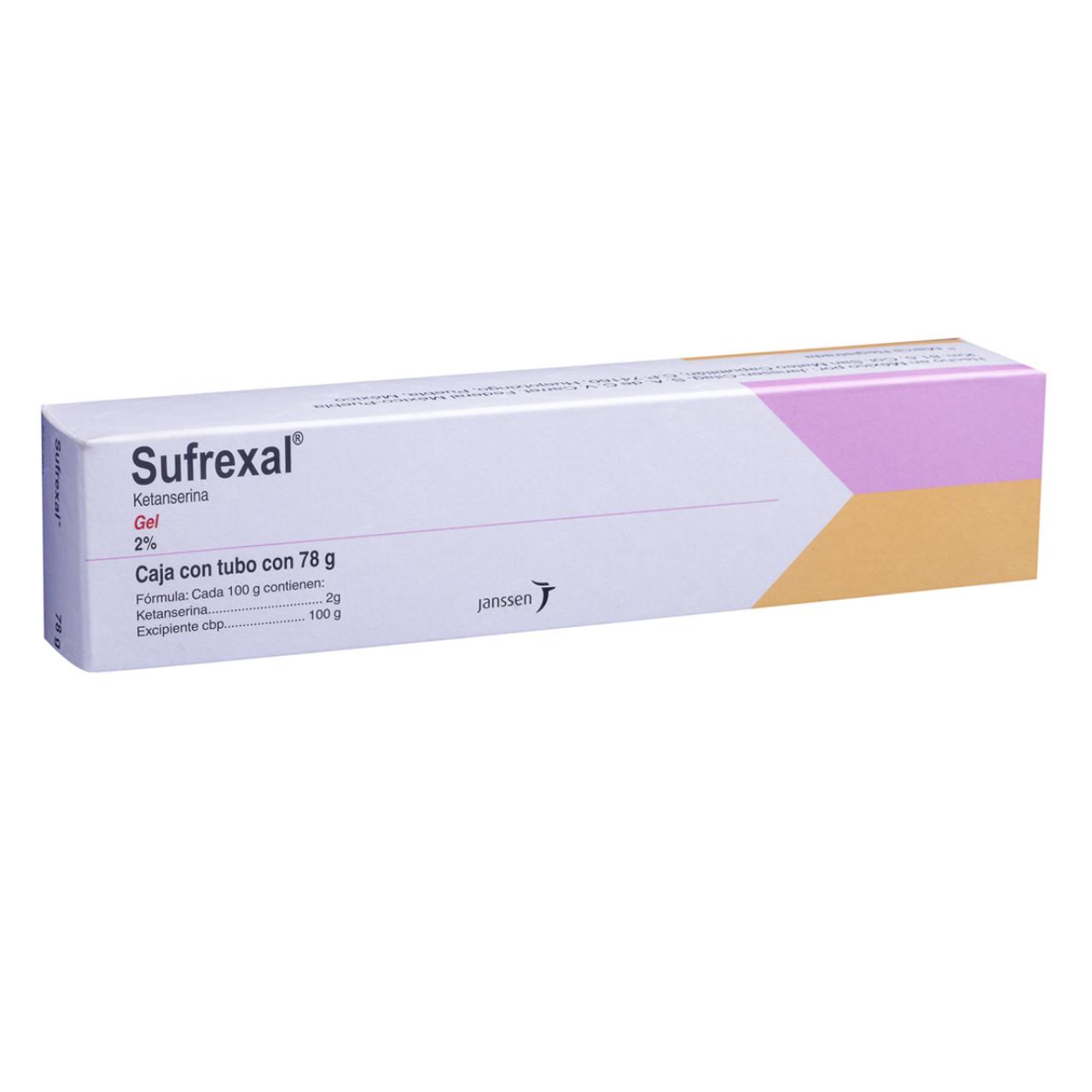 Sufrexal Para Qué Sirve Dosis Fórmula Y Genérico