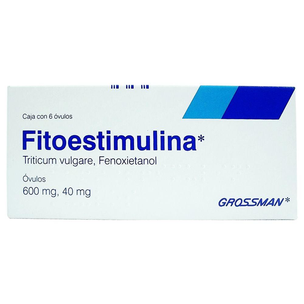 Fitoestimulina Para Qué Sirve Dosis Fórmula Y Genérico