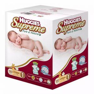Huggies Supreme Pañales Guía De Uso