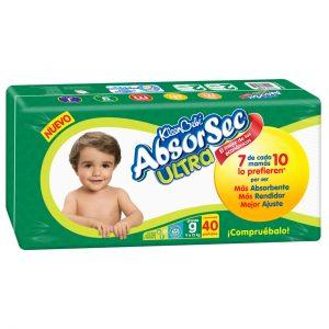 kleen bebe absorsec g