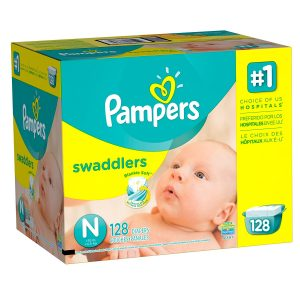pampers recien nacido