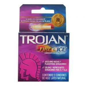 trojan fire and ice