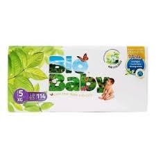 pañales bio baby 5