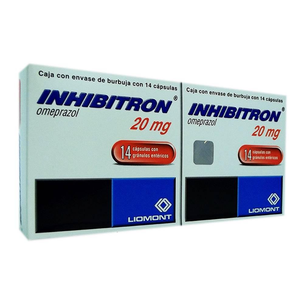 para que sirve el medicamento omeprazol 40 mg