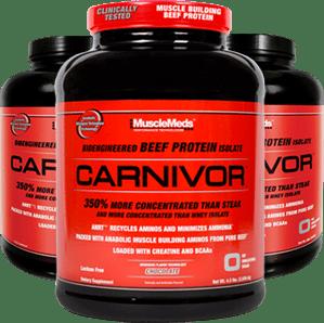 Las mejores proteinas para ganar masa muscular