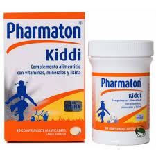 precio de kiddi pharmaton en farmacias del ahorro
