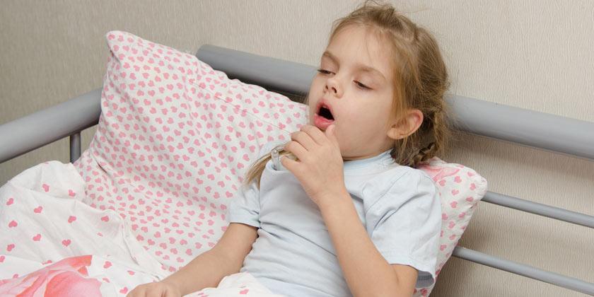 Causas que provocan la Tos Infantil y su tratamiento
