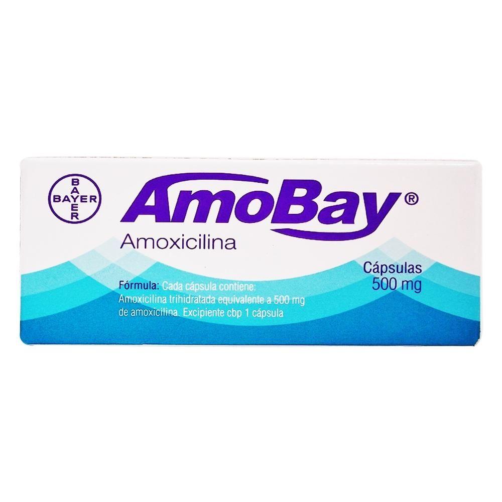 amoxicilina 500 mg para que sirve y dosis