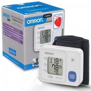 Monitores de presión arterial de brazalete Omron