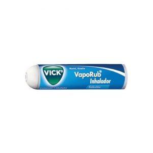 Vick vaporub inhalador