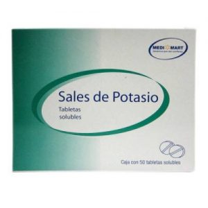 Sales de Potasio