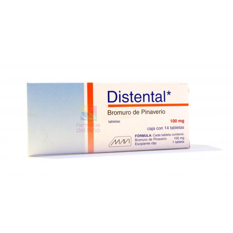 Distental Para Qué Sirve Dosis Fórmula Y Genérico